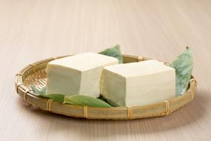 もめん豆腐の写真素材 [FYI04913739]