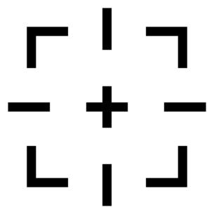 ターゲットマークのイラスト素材 [FYI04913820]
