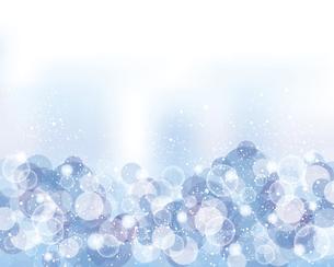 輝きとぼかしのグラデーション背景のイラスト素材 [FYI04914874]