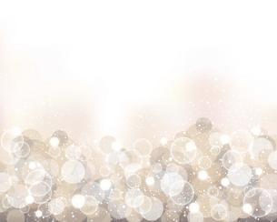 輝きとぼかしのグラデーション背景のイラスト素材 [FYI04914889]