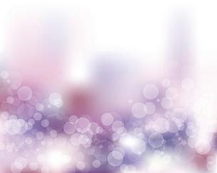 輝きとぼかしのグラデーション背景のイラスト素材 [FYI04915109]