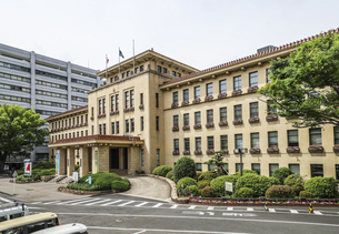 静岡県庁舎本館の写真素材 [FYI04915715]
