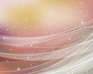 輝きとぼかしのグラデーション背景のイラスト素材 [FYI04915915]