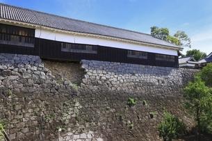 熊本城 数奇屋丸二階御広間の写真素材 [FYI04916394]