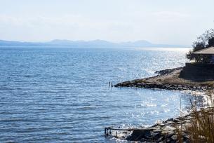 宍道湖の写真素材 [FYI04916518]