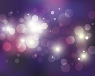 輝きとぼかしのグラデーション背景のイラスト素材 [FYI04916770]