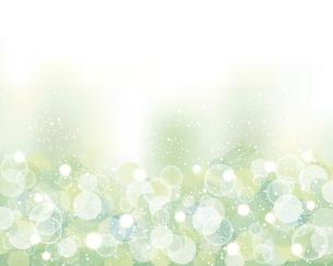 輝きとぼかしのグラデーション背景のイラスト素材 [FYI04917595]