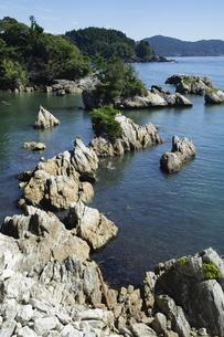 唐桑 大理石海岸の写真素材 [FYI04917688]