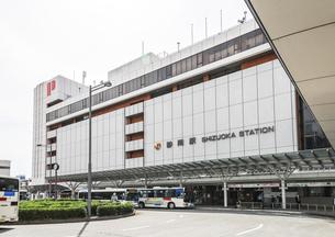 JR静岡駅北口風景の写真素材 [FYI04918464]