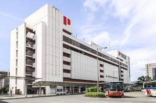 JR静岡駅北口風景の写真素材 [FYI04918469]