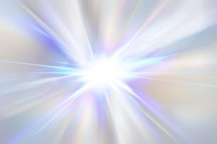 輝く放射光と放射線のアブストラクトのグラフィックス のイラスト素材 [FYI04918625]