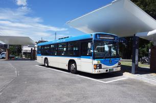 神奈川県 川崎市バスの写真素材 [FYI04919310]