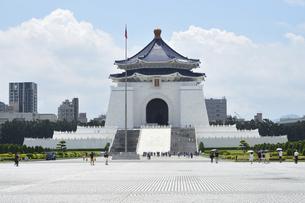 台北 中正紀念堂の写真素材 [FYI04919855]