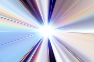 輝く放射光と放射線のアブストラクトのグラフィックス のイラスト素材 [FYI04920265]