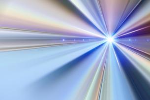 輝く放射光と放射線のアブストラクトのグラフィックス のイラスト素材 [FYI04920268]