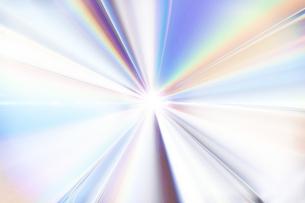 輝く放射光と放射線のアブストラクトのグラフィックス のイラスト素材 [FYI04920269]
