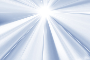 輝く放射光と放射線のアブストラクトのグラフィックス のイラスト素材 [FYI04920270]