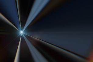 輝く放射光と放射線のアブストラクトのグラフィックス のイラスト素材 [FYI04920274]