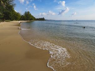 フーコック島のビーチの写真素材 [FYI04920340]
