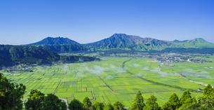 熊本県 風景 城山展望所よりの眺望 の写真素材 [FYI04920701]