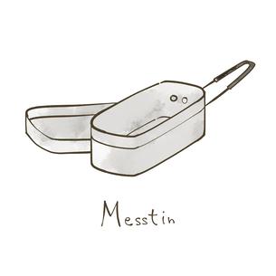 メスティンのイラスト素材 [FYI04920772]