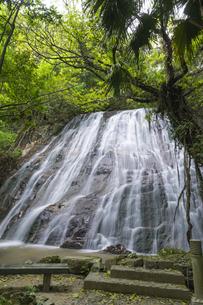 甑島 瀬尾の観音三滝の写真素材 [FYI04920893]
