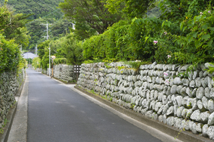 里麓武家屋敷跡の写真素材 [FYI04920896]
