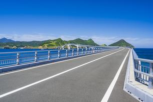 甑島 甑大橋の写真素材 [FYI04920917]