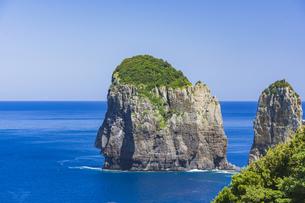 甑島 ナポレオン岩の写真素材 [FYI04920919]