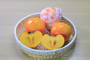 こおげ花御所柿の写真素材 [FYI04920956]