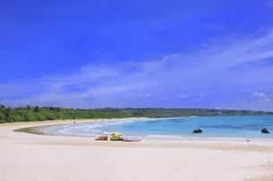 沖縄・伊良部島 渡口の浜の写真素材 [FYI04921469]