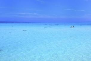 沖縄・下地島 17ENDの海の写真素材 [FYI04921472]