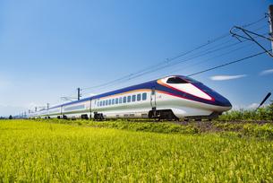 山形新幹線つばさの写真素材 [FYI04921850]