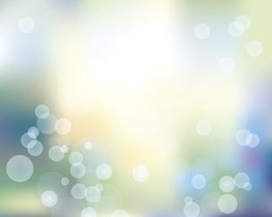 輝きとぼかしのグラデーション背景のイラスト素材 [FYI04922313]