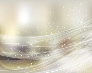 輝きとぼかしのグラデーション背景のイラスト素材 [FYI04922385]