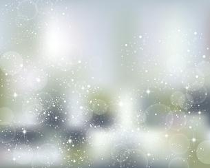 輝きとぼかしのグラデーション背景のイラスト素材 [FYI04922860]