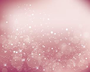 輝きとぼかしのピンクグラデーション背景のイラスト素材 [FYI04922938]