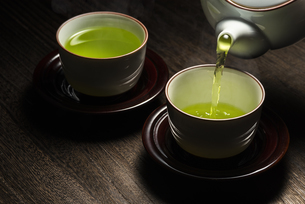 お茶の写真素材 [FYI04923850]