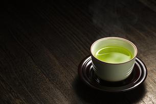 緑茶の写真素材 [FYI04923870]