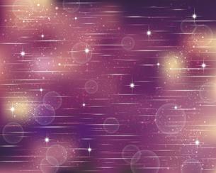 輝きとぼかしのグラデーション背景のイラスト素材 [FYI04924039]