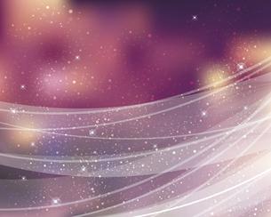 輝きとぼかしのグラデーション背景のイラスト素材 [FYI04924079]