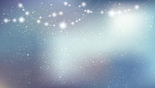 輝きとぼかしのピンクグラデーション背景のイラスト素材 [FYI04924437]