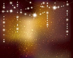 輝きとぼかしのピンクグラデーション背景のイラスト素材 [FYI04924441]