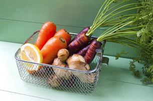 様々な野菜の写真素材 [FYI04924669]