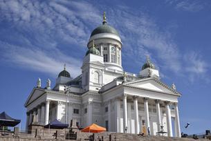 ヘルシンキ大聖堂の写真素材 [FYI04925062]