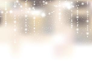 輝きとぼかしのグラデーション背景のイラスト素材 [FYI04925149]