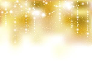 輝きとぼかしのグラデーション背景のイラスト素材 [FYI04925161]