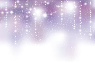 輝きとぼかしのグラデーション背景のイラスト素材 [FYI04925218]
