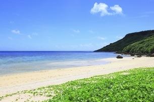 沖縄・宮古島 新城海岸の写真素材 [FYI04925411]