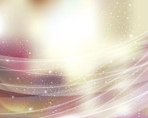輝きとぼかしのグラデーション背景のイラスト素材 [FYI04926384]